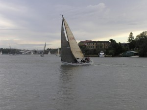 The J 35 Soundtrack wins the Black start well