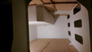 Quarter berth bunk tops in our Didi 40 Cr.
